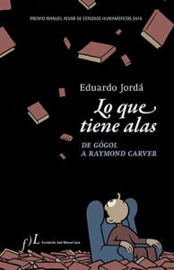 Lo que tiene alas - Eduardo Jorda