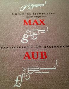 Mucha muerte - Max Aub DET2