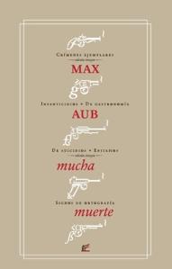 Mucha muerte - Max Aub